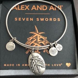 Alex and Ani Seven Swords